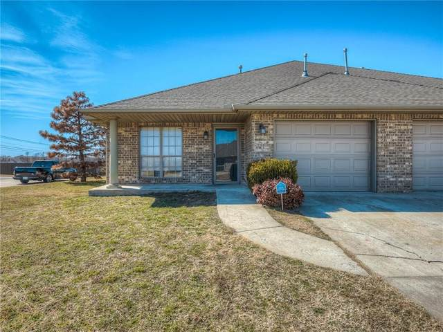 4341 Huntly Drive, Del City, OK 73115 (MLS #947930) :: Your H.O.M.E. Team