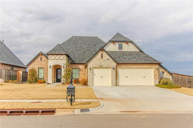 3208 Rolling Woods Drive, Norman, OK 73072 (MLS #947960) :: KG Realty