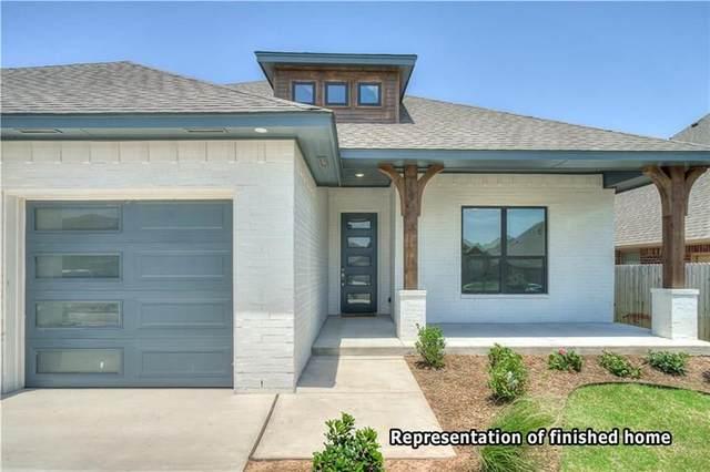 7317 NW 159th Terrace, Edmond, OK 73013 (MLS #948061) :: KG Realty
