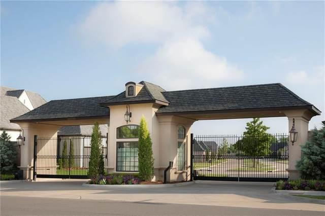 8412 Stonehurst Court, Oklahoma City, OK 73120 (MLS #948076) :: ClearPoint Realty