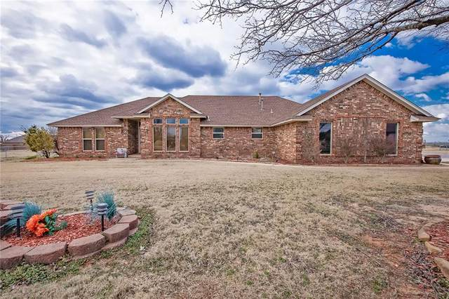 2251 Brandi Lane, El Reno, OK 73036 (MLS #948107) :: Your H.O.M.E. Team