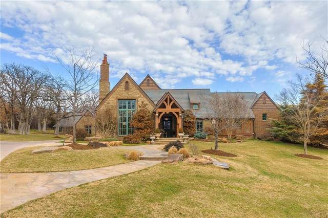 1904 Summerhaven Way, Edmond, OK 73013 (MLS #948111) :: Your H.O.M.E. Team