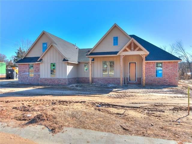 1568 Shaylee Lane, Choctaw, OK 73020 (MLS #948123) :: Maven Real Estate