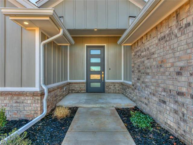 817 E Barajas Terrace, Mustang, OK 73064 (MLS #948136) :: KG Realty