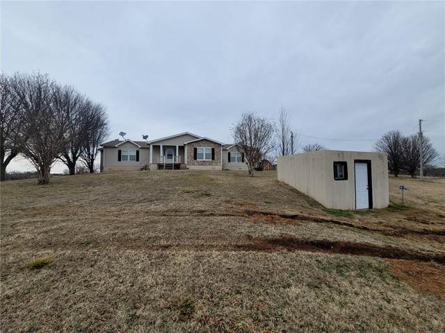 30170 Neal Road, Wanette, OK 74878 (MLS #948149) :: Your H.O.M.E. Team