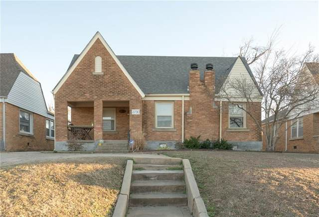 2730 NW 22nd Street, Oklahoma City, OK 73107 (MLS #948186) :: Homestead & Co