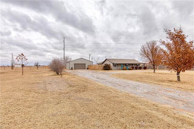1821 Cattlemen Drive, Elk City, OK 73644 (MLS #948216) :: ClearPoint Realty