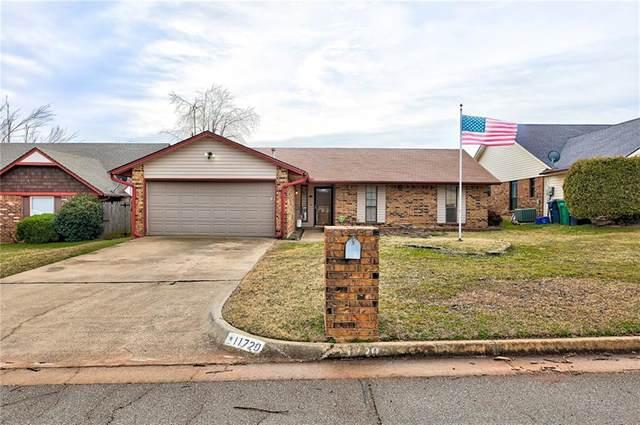 11720 SW 3RD Terrace, Oklahoma City, OK 73099 (MLS #948223) :: Homestead & Co