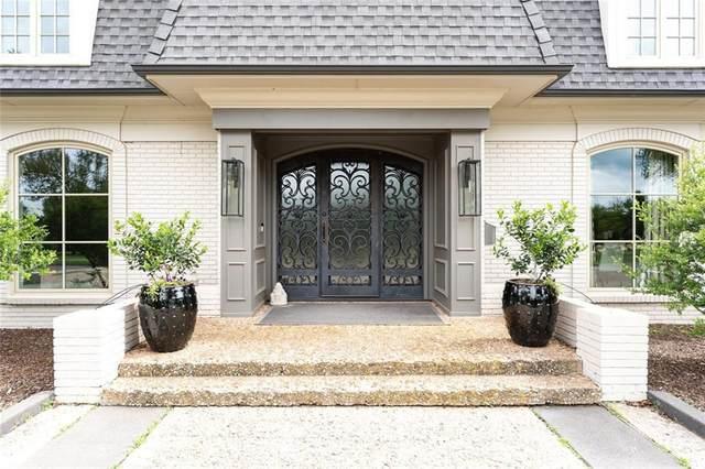 6908 NW Grand Boulevard, Nichols Hills, OK 73116 (MLS #948230) :: Maven Real Estate