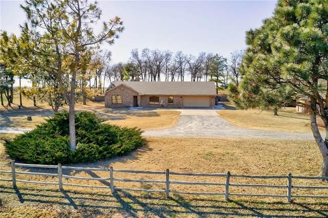 4873 County Street 2790, Marlow, OK 73055 (MLS #948237) :: Homestead & Co