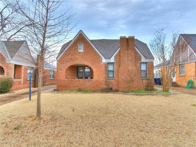 2848 NW 20th Street, Oklahoma City, OK 73107 (MLS #948240) :: ClearPoint Realty