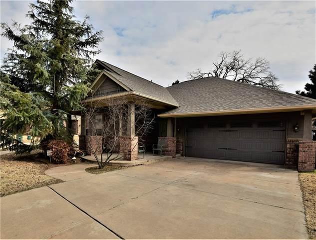 3612 Oakridge Circle, Edmond, OK 73034 (MLS #948243) :: ClearPoint Realty