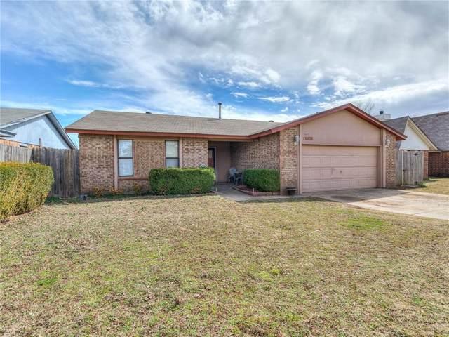 10038 Southridge Drive, Oklahoma City, OK 73159 (MLS #948246) :: ClearPoint Realty