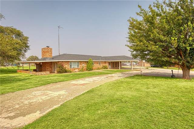 4901 W 7th Street, Elk City, OK 73648 (MLS #948250) :: Maven Real Estate