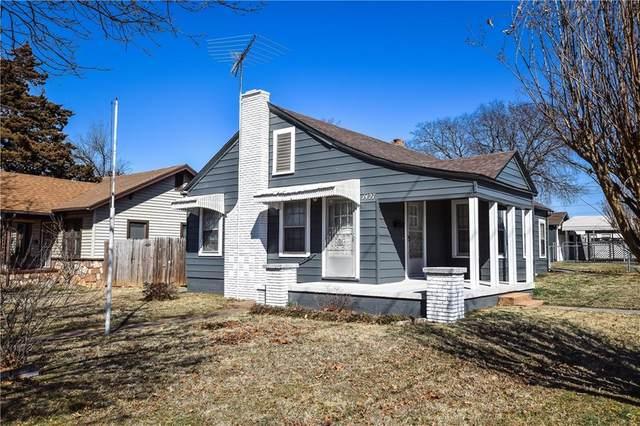 1427 S 14th Street, Chickasha, OK 73018 (MLS #948342) :: Keller Williams Realty Elite