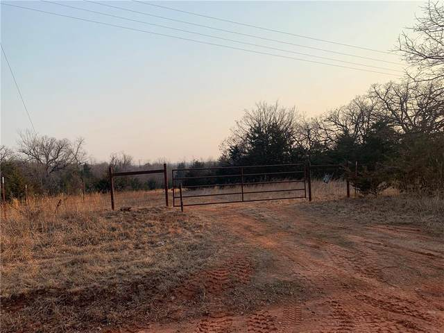 E 860 Road, Wellston, OK 74881 (MLS #948362) :: Maven Real Estate