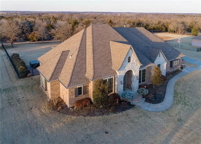 13701 NE 67th Street, Jones, OK 73049 (MLS #948409) :: KG Realty