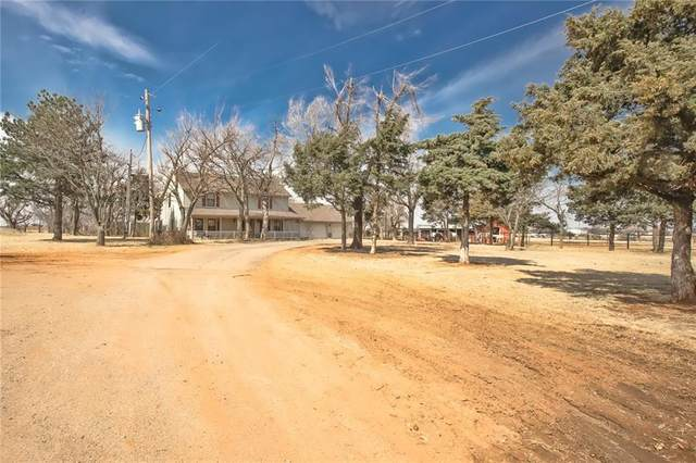 21601 N Council Road, Edmond, OK 73012 (MLS #948553) :: Homestead & Co