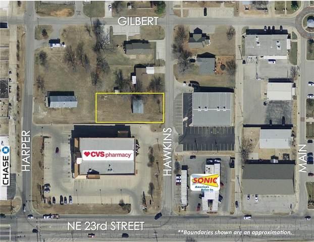 2417 Hawkins Street, Choctaw, OK 73020 (MLS #948572) :: Maven Real Estate