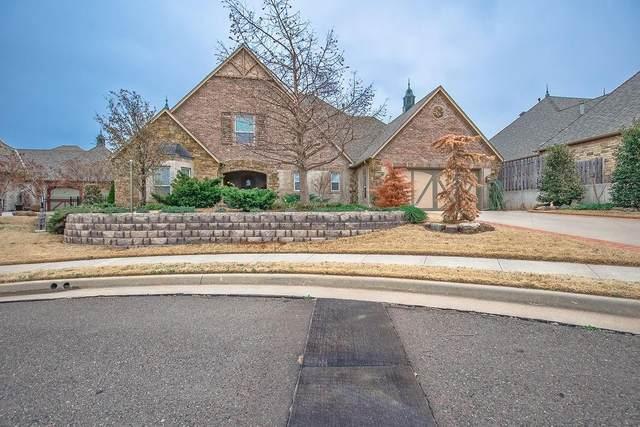 3116 Garden Hill Circle, Edmond, OK 73034 (MLS #948641) :: ClearPoint Realty