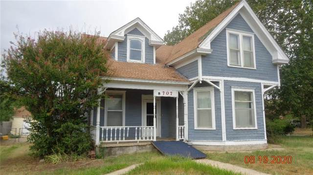 707 N Granite Avenue, Granite, OK 73547 (MLS #948656) :: Maven Real Estate