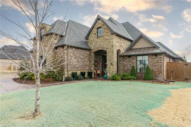 4708 Las Colinas Lane, Norman, OK 73072 (MLS #948661) :: ClearPoint Realty
