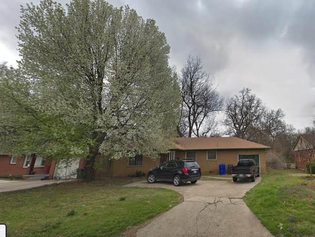 1036 W Boyd Street, Norman, OK 73069 (MLS #948797) :: Maven Real Estate