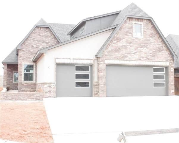 7729 NW 136 Terrace, Oklahoma City, OK 73142 (MLS #948823) :: ClearPoint Realty