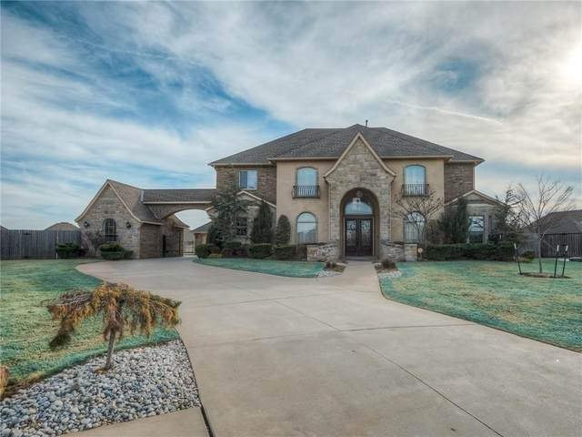 3120 NW 163rd Court, Edmond, OK 73013 (MLS #948837) :: ClearPoint Realty