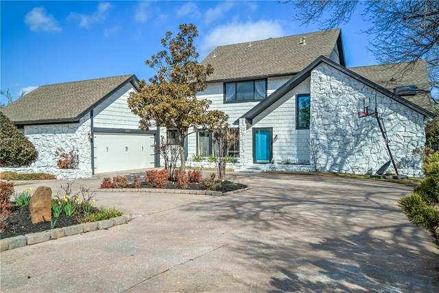 1011 Irvine Terrace, Edmond, OK 73025 (MLS #948845) :: Homestead & Co