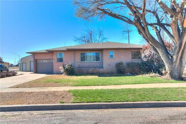 315 W Colorado Avenue, Okarche, OK 73762 (MLS #948919) :: Maven Real Estate