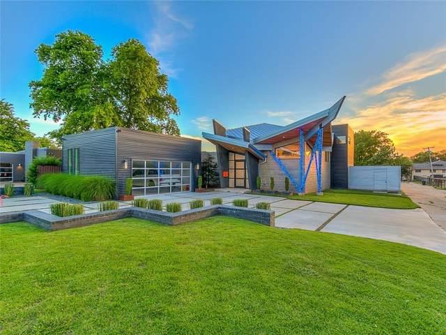4711 N Blackwelder Avenue, Oklahoma City, OK 73118 (MLS #948951) :: Erhardt Group at Keller Williams Mulinix OKC