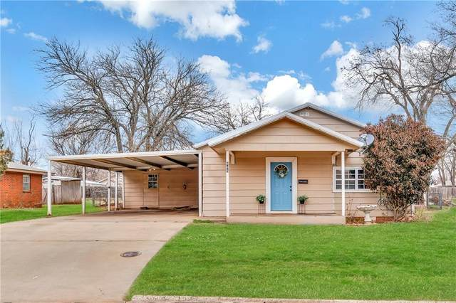 905 W C Avenue, Elk City, OK 73644 (MLS #948963) :: Erhardt Group at Keller Williams Mulinix OKC