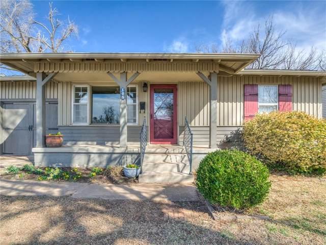 105 E 12th Street, Edmond, OK 73034 (MLS #949049) :: Homestead & Co