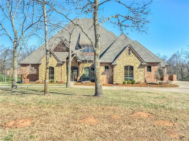 16559 Sandstone Circle, Choctaw, OK 73020 (MLS #949069) :: Maven Real Estate