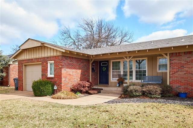 9812 Mahler Place, Oklahoma City, OK 73120 (MLS #949118) :: Homestead & Co