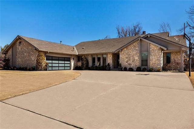 11416 Red Rock Road, Oklahoma City, OK 73120 (MLS #949140) :: Homestead & Co