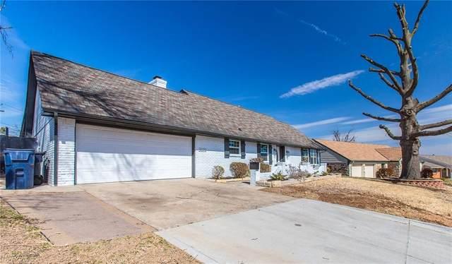 3221 NW 61st Terrace, Oklahoma City, OK 73112 (MLS #949190) :: KG Realty