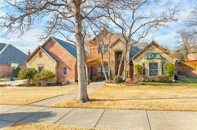 3625 Hunters Creek Road, Edmond, OK 73003 (MLS #949202) :: Your H.O.M.E. Team