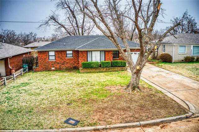 2922 NW 72nd Street, Oklahoma City, OK 73116 (MLS #949221) :: Erhardt Group at Keller Williams Mulinix OKC