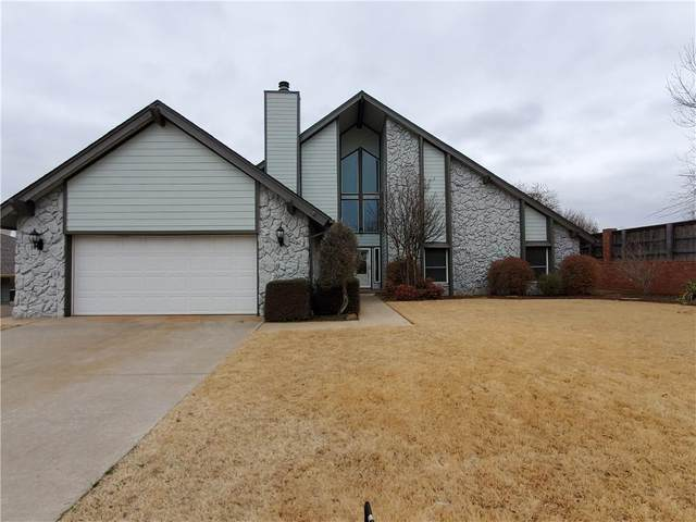 4323 Saint Gregory Drive, Oklahoma City, OK 73120 (MLS #949237) :: Your H.O.M.E. Team
