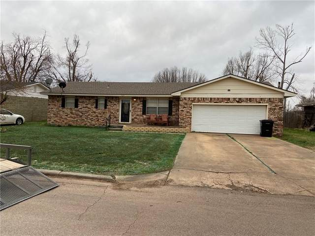 629 N 1st Street, Fort Cobb, OK 73038 (MLS #949246) :: Keller Williams Realty Elite