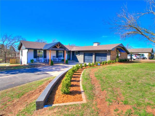 330 E 9th Street, Edmond, OK 73034 (MLS #949299) :: Maven Real Estate