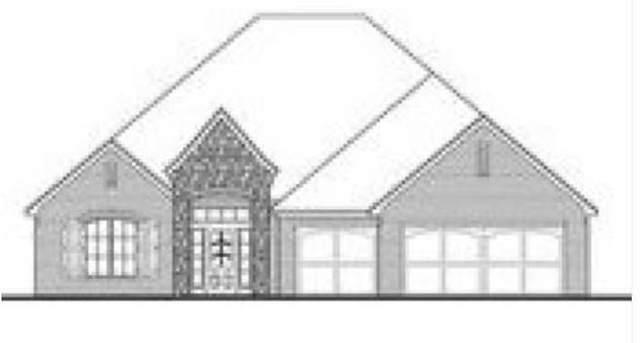 4809 Hambletonian Lane, Mustang, OK 73064 (MLS #949366) :: Homestead & Co