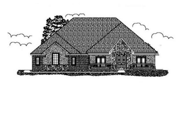 1408 W Harvard Way, Mustang, OK 73064 (MLS #949395) :: Homestead & Co