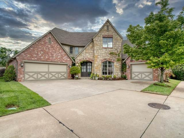 3824 Villas Creek Court, Edmond, OK 73003 (MLS #949452) :: Homestead & Co