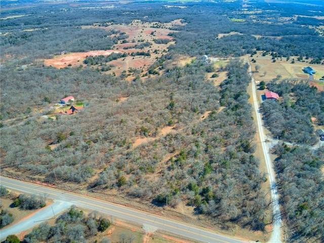 18200 E Coffee Creek Road, Luther, OK 73054 (MLS #949460) :: Keller Williams Realty Elite