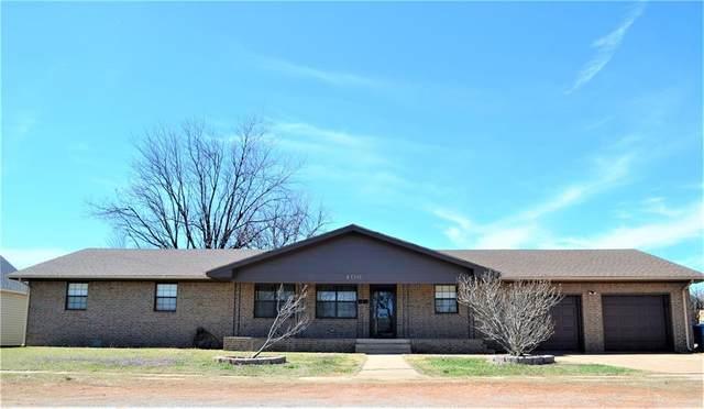 408 S Cordell Street, Cordell, OK 73632 (MLS #949516) :: The UB Home Team at Whittington Realty