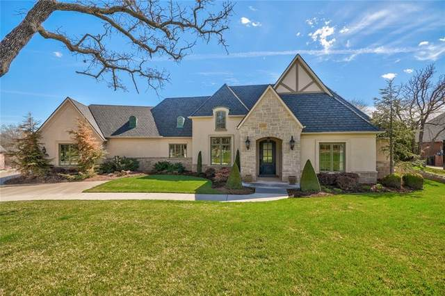 11612 Old Mill Road, Oklahoma City, OK 73131 (MLS #949538) :: Erhardt Group at Keller Williams Mulinix OKC
