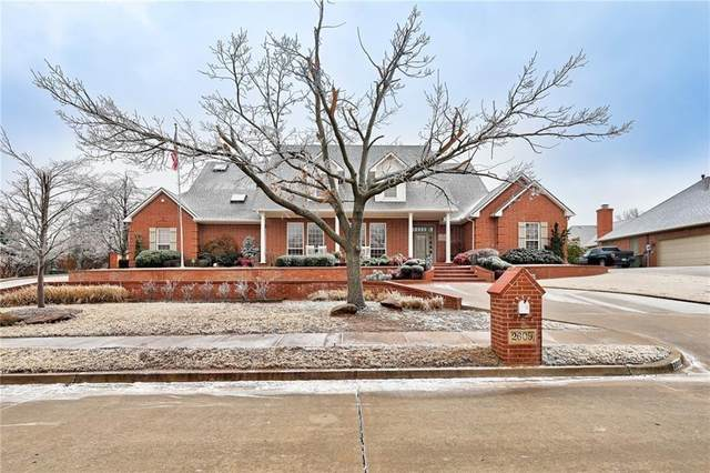 2609 Stratton Drive, Edmond, OK 73013 (MLS #949558) :: Maven Real Estate